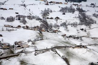 Ende Winter am Wattenberg