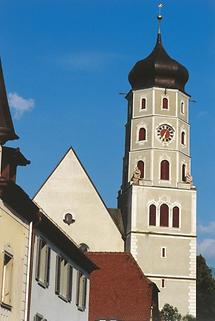 Bludenz - Kirche