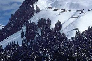 Damüls - Winterlandschaft