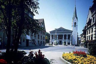 Dornbirn - Stadtpfarrkirche St Martin