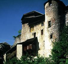 Hohenems - Burg Neu-Ems