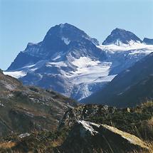 Partenen - Silvrettagebiet - Piz Buin