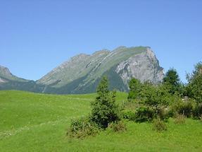 Schoppernau - Kanisfluh