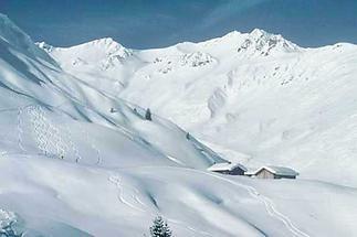 Schruns - Skigebiet im Montafon