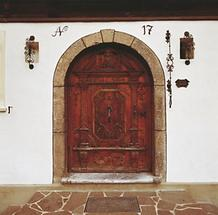 Historische Tür