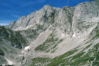 Hochschwab Gipfelmassiv