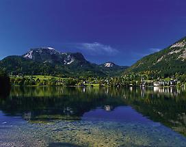 Altaussee See und Ort
