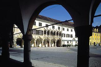 Hauptplatz Kornmesserhaus