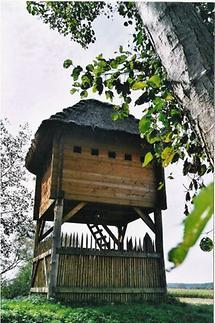 Burgau Tschartake (Grenzwächterturm)