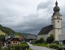 Kirche Krakaudorf