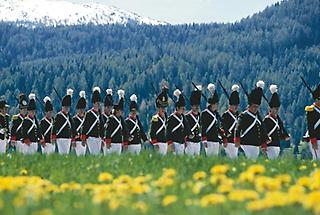 Krakaudorf, Schützengarde