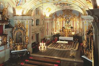Wallfahrtskirche Frauenberg