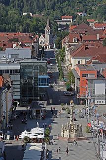 Leoben Innenstadt