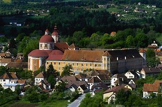 Schloss Pöllau (ehem Stift)