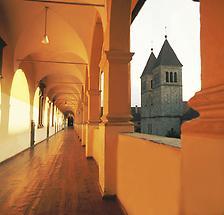Benediktinerabtei, Detail