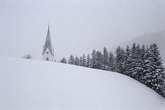 Vordernberg im Winter