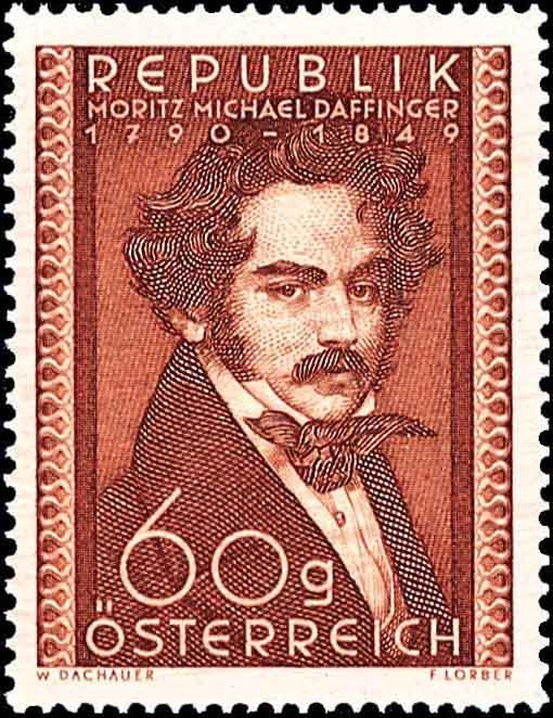 Franz Grillparzer briefmarke