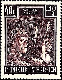 Wiederaufbau II - Bergbau