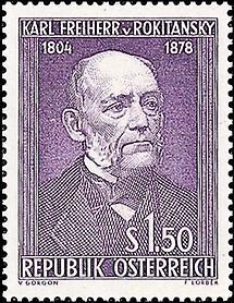 Karl Freiherr von Rokitansky