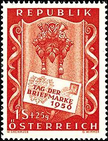 Tag der Briefmarke 1956