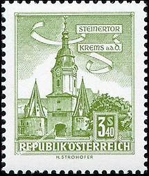 Das 'Steiner Tor'