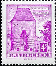 Das 'Wiener Tor'