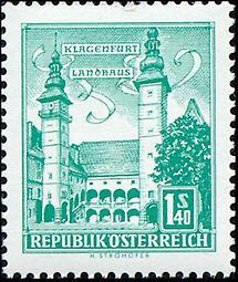 Das Klagenfurter Landhaus