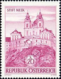 Benediktinerstift Melk