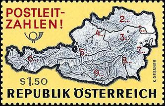 Postleitzahlen