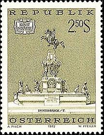 Kunstschätze - Leopoldsbrunnen
