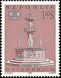 Kunstschätze - Römischer Brunnen