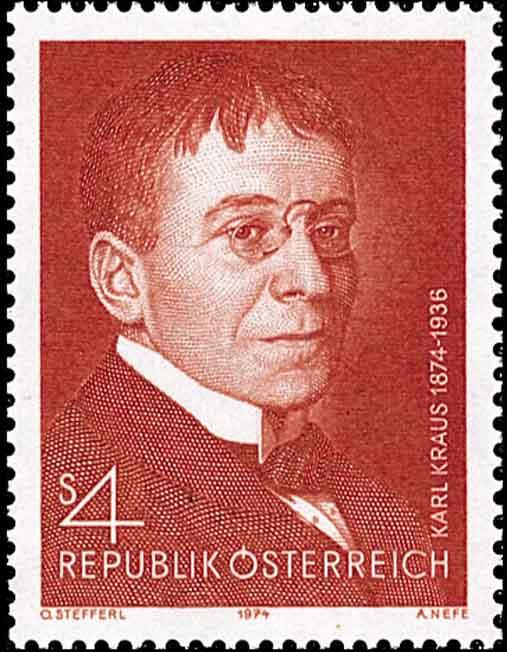 Geburtstag Karl Kraus# - RedakII_740426a_1