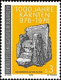 Kärnten 976-1976