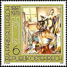 Anton Faistauer und Albert Paris-Gütersloh