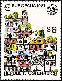 CEPT-EUROPALIA 1987