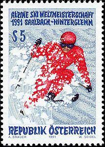 Skiweltmeisterschaft 1991
