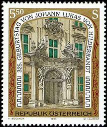 Johann Lukas von Hildebrandt - Palais Kinsky