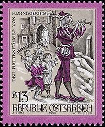 Sagen und Legenden - Der Rattenfänger von Korneuburg