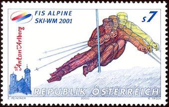 Ski-WM 2001