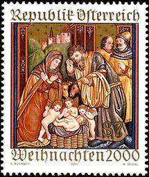 Weihnachten 2000