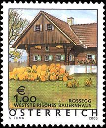 Bauernhaus in Rossegg Steiermark