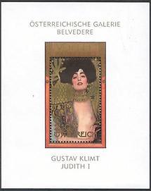 Berühmte Gemälde - Gustav Klimt