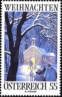 Weihnachten 2005 - Mettengang