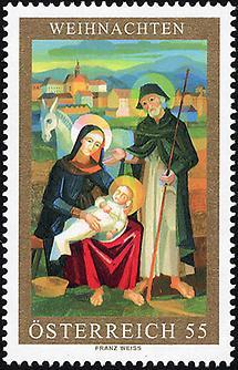 Weihnachten 2006 - Heilige Familie