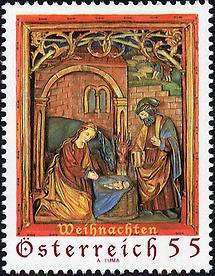 Weihnachten 2007 - Altarbild