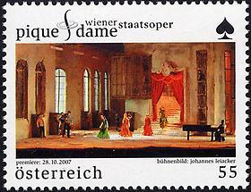 Wiener Staatsoper - Pique Dame