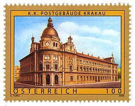 Altes Österreich - Krakau