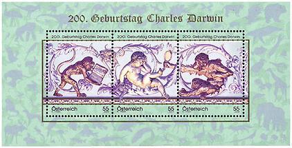 Geburtstag von Charles Darwin