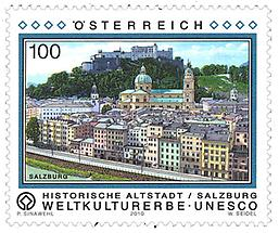 Altstadt von Salzburg