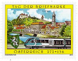 Briefmarke, Tag der Briefmarke 2011